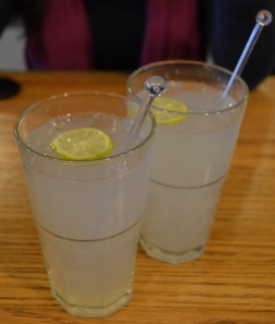 Fresh Lime Soda: Sweet or Salted