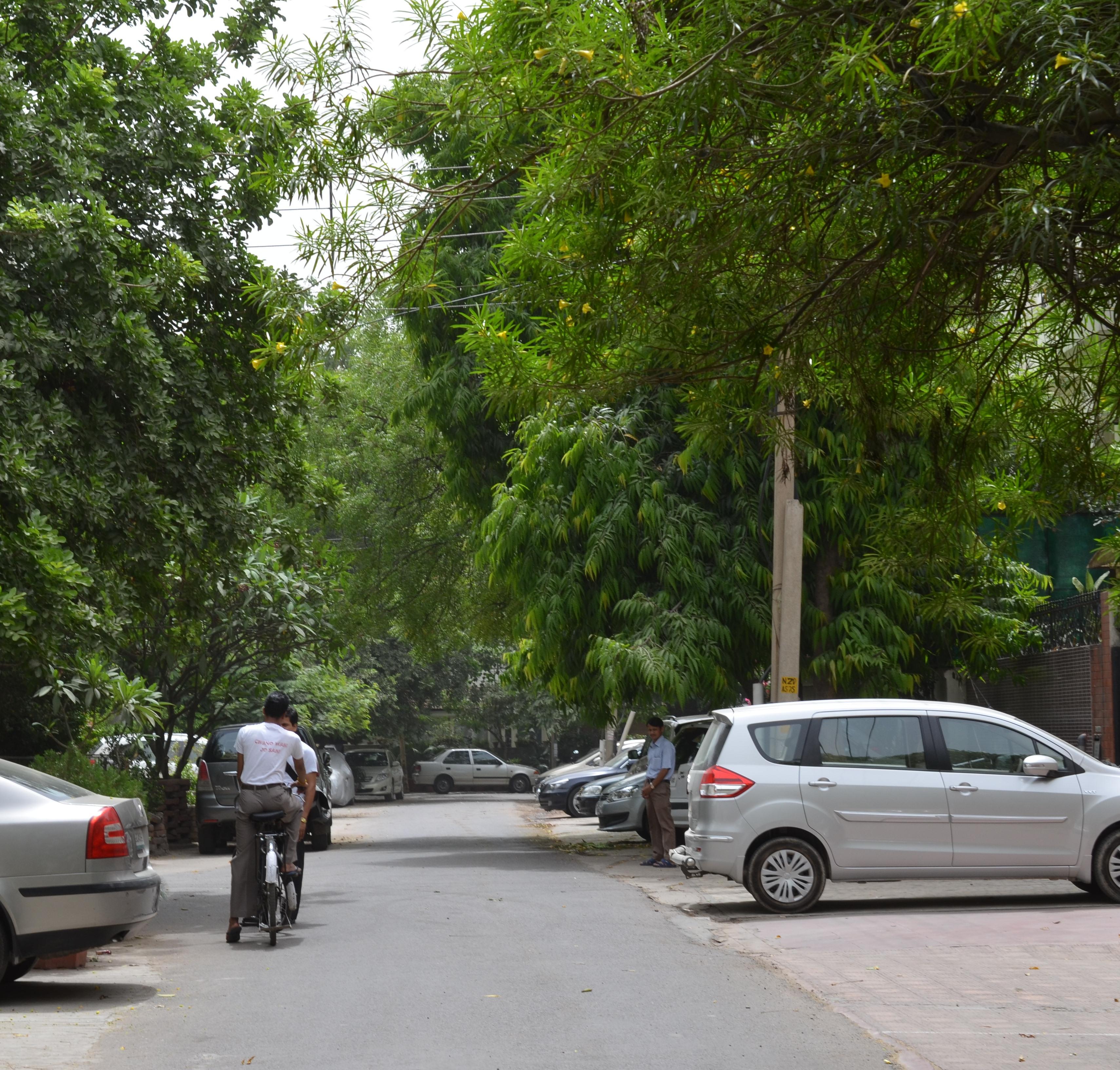 cost of delhi living