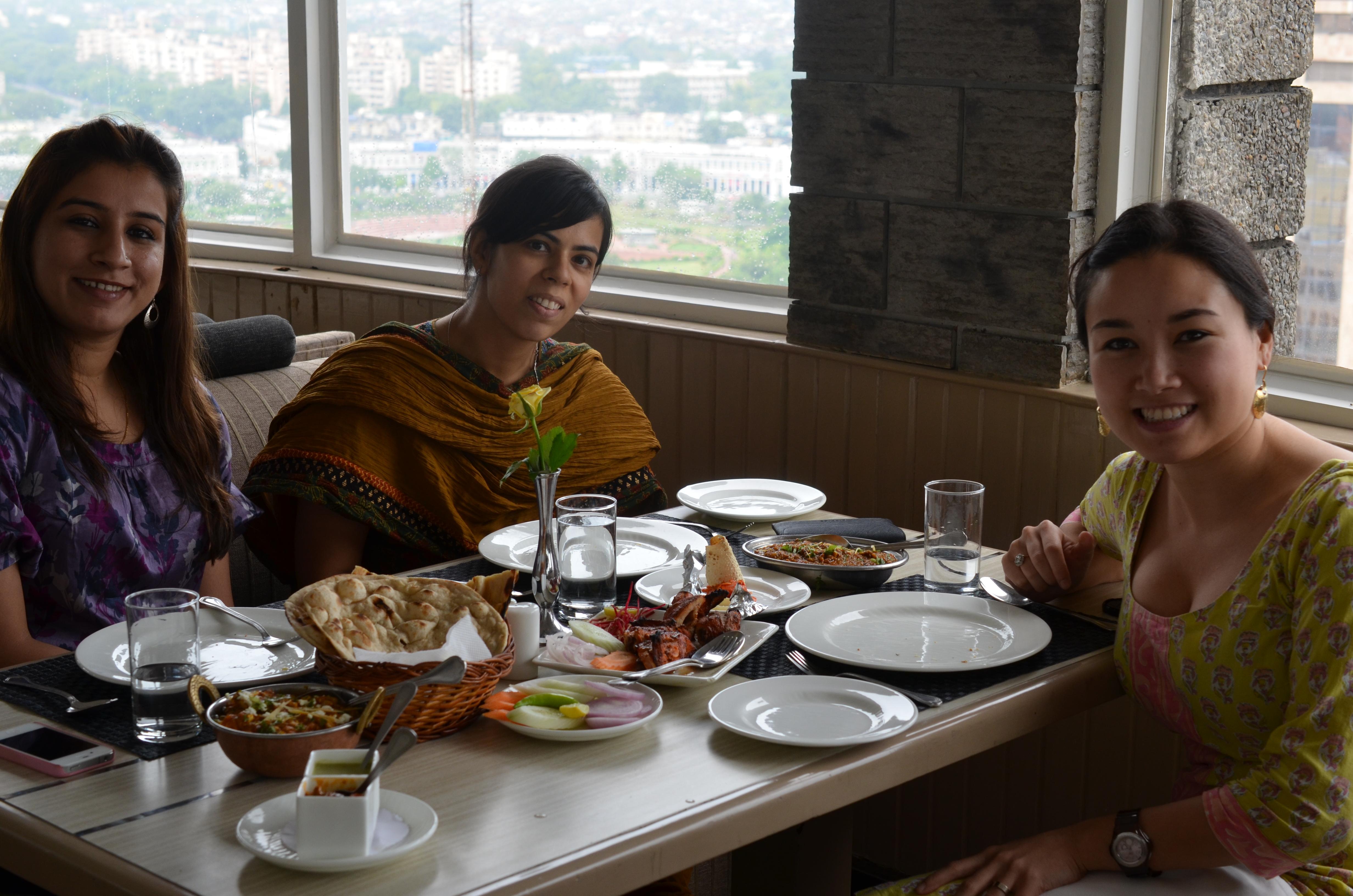 Parikrama Menu Restaurant Delhi